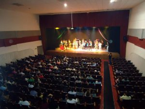 Tras su apertura en 2011, el Teatro Corfescu ha recibido un promedio de 120 mil espectadores al año, así como más de 700 artistas nacionales e internacionales. - Archivo/GENTE DE CABECERA