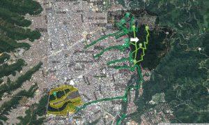 A través de una red de andenes u otras intervenciones, los senderos unirían los Parques de Morrorico, del Agua y lineal Quebrada La Iglesia, entre otros representativos. Este proyecto está inscrito en el Plan de Desarrollo Municipal y corresponde a la línea estratégica de sostenibilidad ambiental.  - Suministrada por Oficina Asesora de Proyectos Estratégicos de la Alcaldía/GENTE DE CABECERA