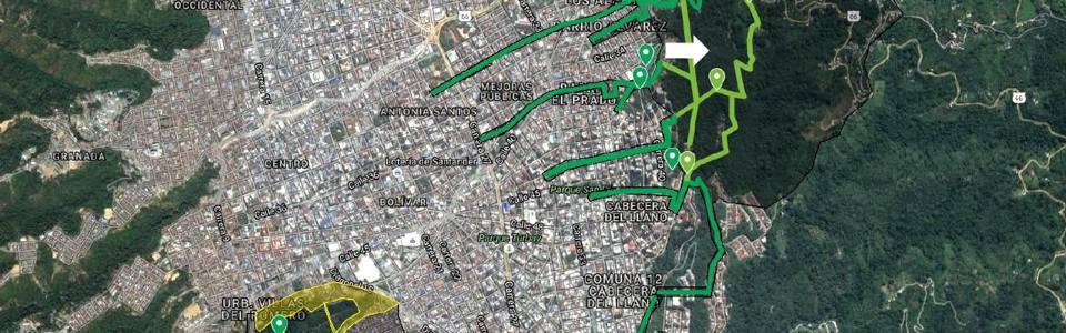 Así avanza proyecto estratégico en los Cerros Orientales