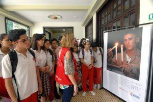 El Centro con las Salas Abiertas es un espacio para que toda la comunidad bumanguesa conozca el arte local y nacional.  - Archivo/GENTE DE CABECERA