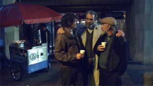 A través de las historias de tres amigos, la película cuenta realidades invisibles de la sociedad bogotana. - Suministrada/GENTE DE CABECERA