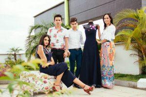 Cabo Floral es la colección que será presentada en Colombiamoda por Leyar y Dulce Manía,  dos marcas jóvenes que se unieron para este importante evento de la moda nacional. - Suministrada/GENTE DE CABECERA