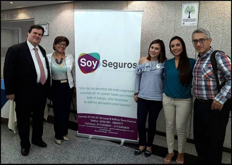 Ramiro Serrano Serrano, Zoila Rosa Plata Serrano, Carolina Otero, Alejandra Monroy y Fernando Gutiérrez. - Suministrada/GENTE DE CABECERA