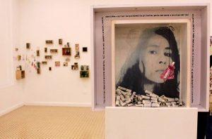 Reivindicar y fortalecer lo femenino en la cultura es uno de los objetivos de esta exposición artística. - Suministrada/GENTE DE CABECERA