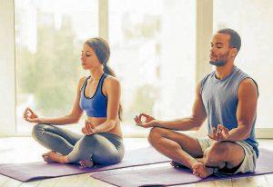 El taller de meditación es gratuito para las personas interesadas en desarrollar la tranquilidad.  - Banco de imágenes/GENTE CABECERA