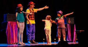 """""""Domingos en familia"""" del Teatro Corfescu es apoyado por la Alcaldía de Bucaramanga. La entrada es gratuita. - Suministrada/GENTE DE CABECERA"""