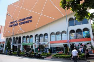 Cine Colombia adquirió el inmueble que era de propiedad de la Sociedad Urbanizadora David Puyana S.A., Urbanas. - Archivo / GENTE DECABECERA