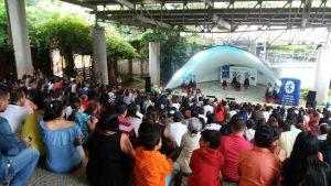 La presentación cultural y musical se realizará en la Concha Acústica desde las 4:00 p.m. - Suministrada/GENTE DE CABECERA