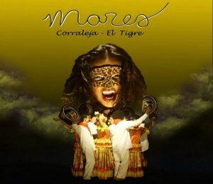 Mares es una obra de la compañía de danza teatro Etno Experimental Dante. - Suministrada/GENTE DE CABECERA
