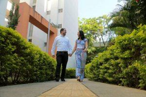 Rafael, de 40 años, y Claudia de 38, celebrarán su onceavo aniversario de matrimonio el mes próximo. - Elver Rodríguez/GENTE DE CABECERA