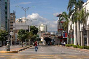 El pasado 14 de junio ya se había realizado una jornada sin carro ni moto en Bucaramanga. - Archivo/GENTE DE CABECERA