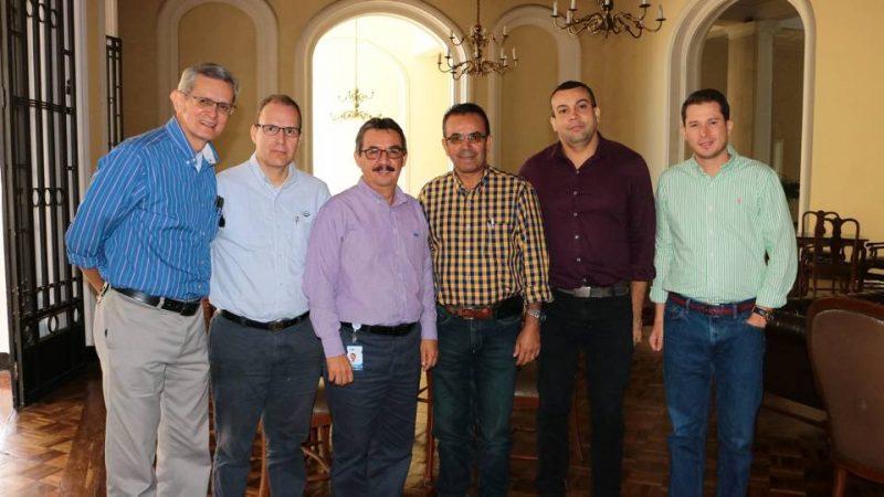 Ómar Orlando Morales, Francisco Javier Manosalva, Manuel Cala, Eduardo Bonilla, Rafael Villalobos y Fredy Gamboa. - Fabián Hernández / GENTE DE CABECERA