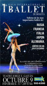 La única presentación de esta gala se hará en en el auditorio Luis A. Calvo.   - Suministrada/GENTE DE CAÑAVERAL