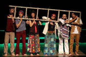 La obra relata la historia de la banda Génesis, nacida en los años 60.  - Suministrada / GENTE DE CABECERA