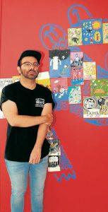 Jim Pluk ha realizado 12 publicaciones, incluyendo libros álbum, cómics, libros ilustrados y fanzines. - EÉver Rodríguez / GENTE DE CABECERA