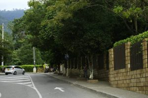 Vecinos de la avenida 42 subiendo a la Unab han manifestado ser testigos de múltiples atracos en la zona. - César Flórez / GENTE DE CABECERA