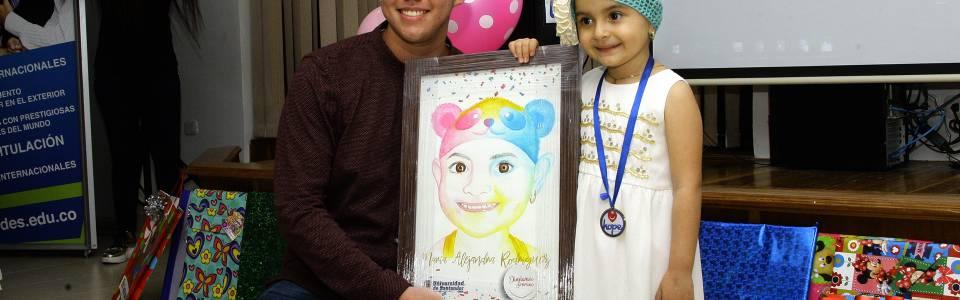 Diseñamos Sonrisas plasmando los sueños de los niños