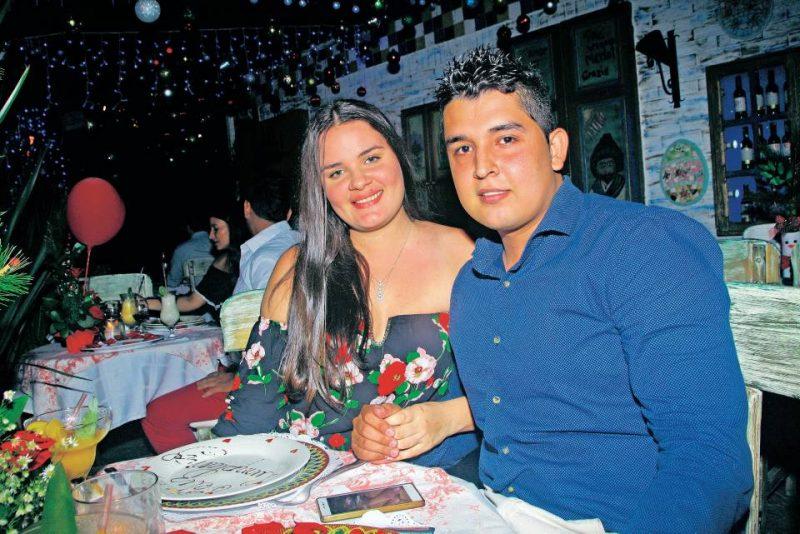 Paola Cadena y Javier Villamizar. - César Flórez / GENTE DE CABECERA