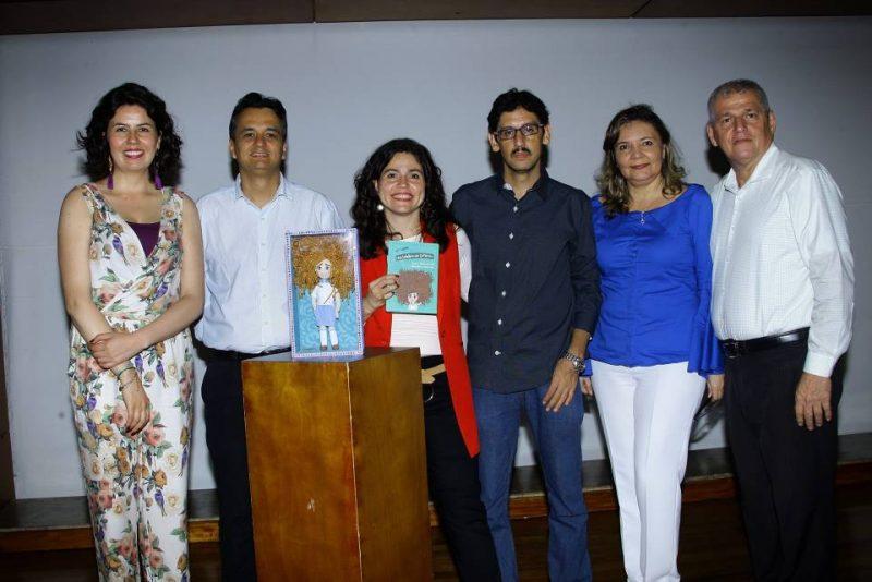 Sonia Blanco, Daniel Navas, Yazmín Botero, Andrés Barrero, Jackeline Rodríguez y William Vicuña de la Rosa. - César Flórez/GENTE DE CABECERA