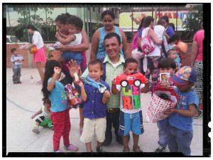 Son más de 2.400 los niños y familias que se benefician con las actividades de Fundestar. - Archivo / GENTE DE CABECERA