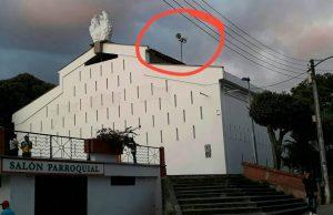 Los campanazos se escuchan como anuncio de la Misa de las 6:00 a.m. y las 6:30 p.m. - Suministrada / GENTE DE CABECERA
