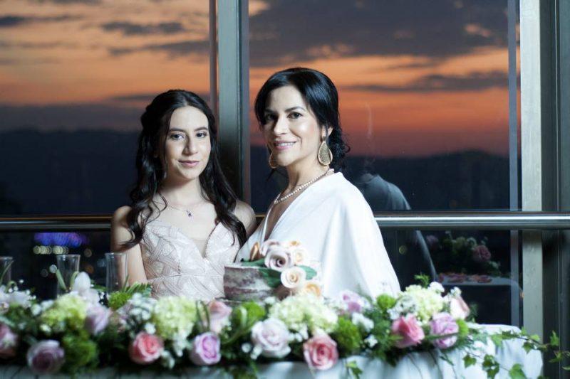 Isabella Lecompte Reyes y Mercedes Reyes. - Suministrada / GENTE DE CABECERA