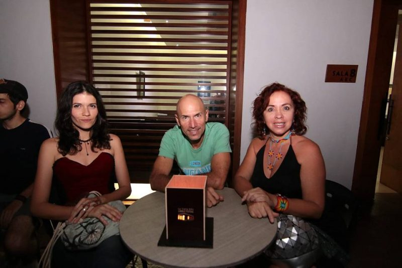 Camila Mejía, Víctor Henao y Marcela Núñez. - Elver Rodríguez/GENTE DE CABECERA