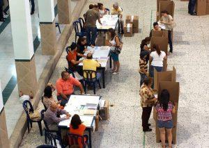 En Bucaramanga habrá 1.450 puestos de votación habilitados este 11 de marzo. - Archivo / GENTE DE CABECERA