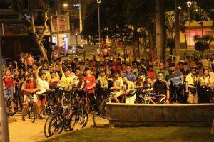 El evento, organizado por Ciclaramanga, arranca a las 8:30 a.m. desde la plaza cívica Luis Carlos Galán. - Tomada de Facebook / GENTE DE CABECERA