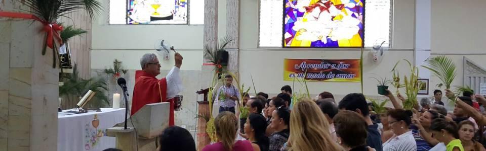 Esta es la programación  de Semana Santa en las  parroquias del sector
