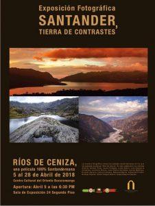 En los paisajes retratados se filmó la película santandereana Ríos de Ceniza. - Suministrada / GENTE DE CABECERA