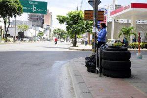 La multa por este comportamiento asciende aproximadamente a los 800 mil pesos. - Archivo / VANGUARDIA LIBERAL