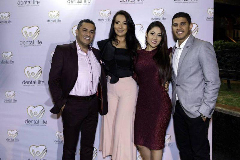 Armando Motta, Paola Fonseca, Carolina Angarita y Julio César Serrano. - Suministrada/GENTE DE CABECERA