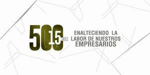Vanguardia Liberal y la revista 500 Empresas Generadoras de Desarrollo en Santander exaltan la labor y el compromiso de los empresarios de la región. - Suministrada /GENTE DE CABECERA