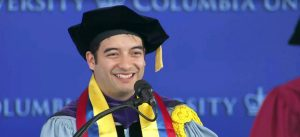 Fuad es egresado del colegio San Pedro y abogado de la Universidad del Rosario. Este mes se graduó como Magíster en Leyes de la Universidad de Columbia. - Suministrada/GENTE DE CABECERA