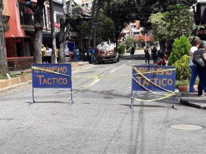 Se iniciaron las intervenciones de urbanismo táctico en Cuadra Play, sin el visto bueno de toda la comunidad de Cabecera. - Suministrada/GENTE DE CABECERA