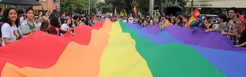 Marcha Lgbtiq se tomará algunas  vías de Bucaramanga