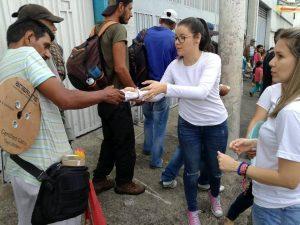 Esta actividad se realiza cada 15 en diferentes sectores de Bucaramanga. - Suministrada/GENTE DE CABECERA
