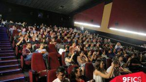 Se estima que anualmente cerca de 60 mil personas participan de los telleres y de la proyección de películas que ofrece el Festival Internacional de Cine de Santander. - Suministrada/GENTE DE CABECERA