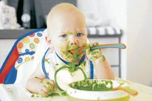 Desde muy temprana edad, los padres de familia deben contribuir con una alimentación sana para el desarrollo y crecimiento e sus hijos. - Banco de Imágenes /GENTE DE CABECERA