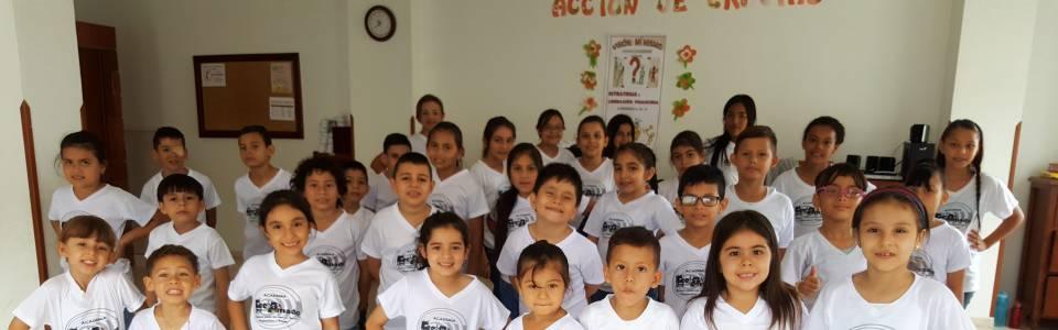 Una Fundación que  se preocupa por la niñez