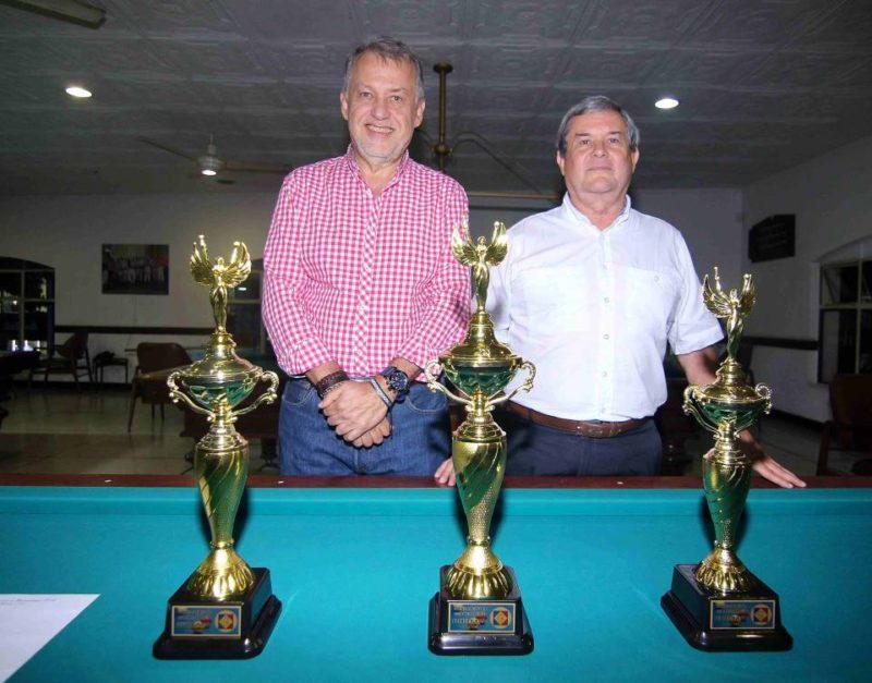 Alberto Bohorquéz y Jairo Ruiz. - ÉLver Rodríguez/GENTE DE CABECERA