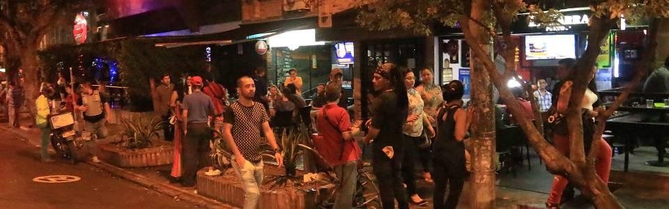 Locales comerciales de 'Cuadra Play' bajaron  los niveles de ruido