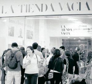 La Tienda Vacía estará ubicada en el tercer piso del centro Comecial Caracolí. Se esperan donaciones en buen estado. - Suministrada/GENTE DE CABECERA