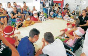 La actividad deportiva que se realizará el 9 de diciembre, tiene como objetivo beneficiar a los niños de la Fundación Hope. - Suministrada/GENTE DE CABECERA