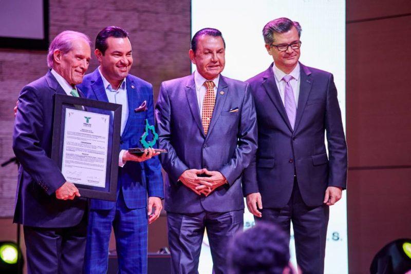 Alberto Montoya Puyana, Didier Tavera, Isnardo Guarín y Jorge Eduardo Rueda. - Suministrada/GENTE DE CABECERA