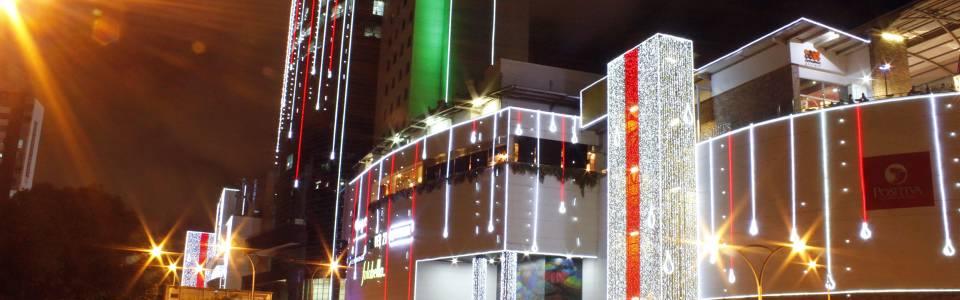 Los Centros Comerciales viven la Navidad