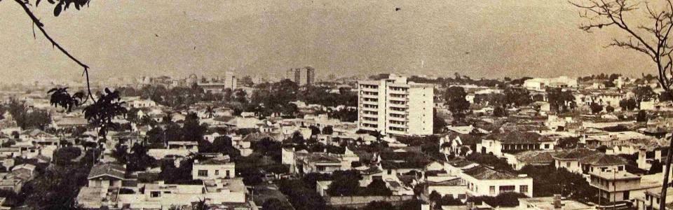 Los primeros edificios de tipo habitacional en Cabecera