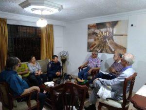 Se busca conformar un grupo de al menos 30 personas para dar inicio a las capacitaciones orientadas por miembros de Bomberos de Bucaramanga. - Banco de Imágenes / GENTE DE CABECERA