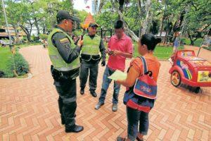 La Policía Metropolitana de Bucaramanga reiteró el compromiso con la ciudadanía e invitó a denunciar cualquier tipo de hecho sosprechoso con el fin de actuar de manera oportuna. - Archivo / GENTE DE CABECERA